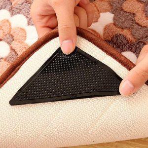 Антиплъзгащи силиконови подложки за килими и пътеки