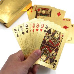 Златни карти за игра