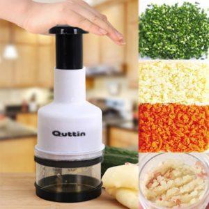 Ръчен кухненски чопър за лук и зеленчуци Quttin