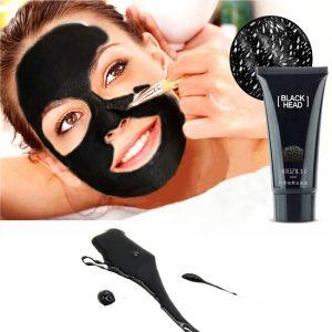 Почистваща черна маска за лице Blackhead