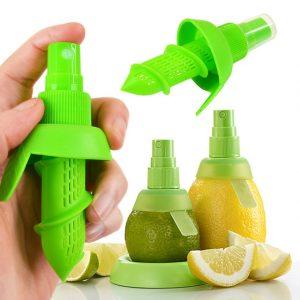 Спрей за лимонов сок - 2 броя с чинийка