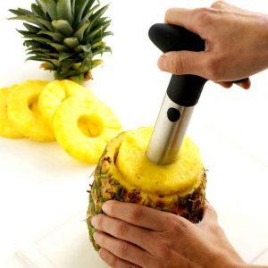Уред за рязане на ананас
