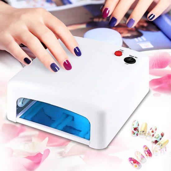 UV печка за нокти