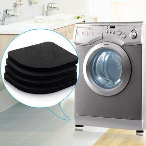 Антивибрационни подложки за пералня - 4 броя