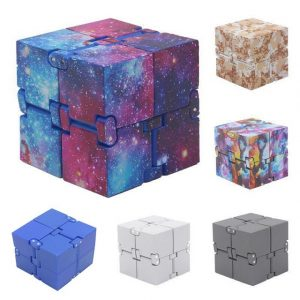 Infinity Cube - антистрес кубче безкраен куб