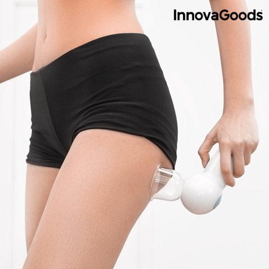 Антицелулитен масажор с вакуум InnovaGoods