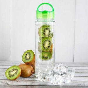 Детоксикираща бутилка за вода, сок и други напитки - 700 ml