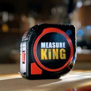 Лазерна ролетка Measure King