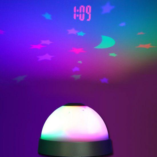 Магически LED будилник