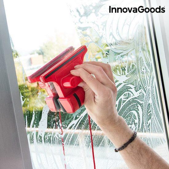Магнитна четка за прозорци и стъкла InnovaGoods
