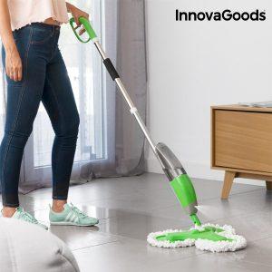 Спрей моп за почистване на под InnovaGoods