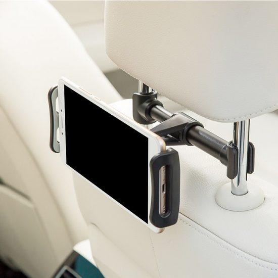 Стойка за телефон за задна седалка