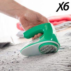 Уред за премахване на мъх и топчета от дрехи X6