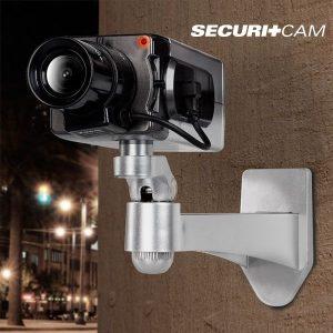 Фалшива камера за видео наблюдение Securiticam T6000