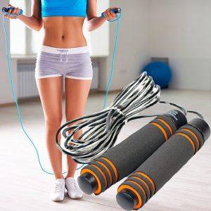Фитнес въже за скачане