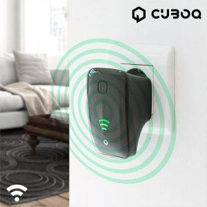 WiFi усилвател CuboQ 300 Mbps - усилвател на wireless сигнал