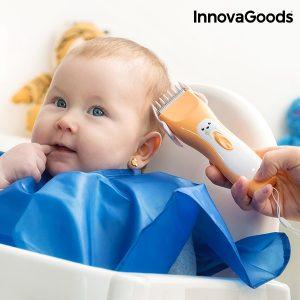 Машинка за подстригване на бебе InnovaGoods
