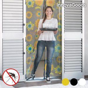 Мрежа против комари с магнитно закопчаване за врата InnovaGoods