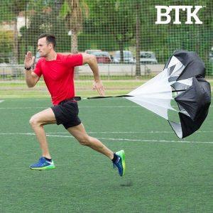 Парашут за бягане BTK - за съпротивление