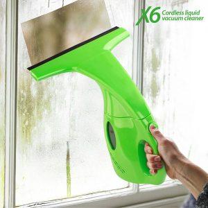 Прахосмукачка за стъкла и прозорци X6