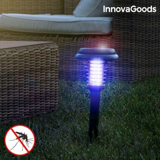 Соларна лампа против комари и насекоми InnovaGoods SL-700