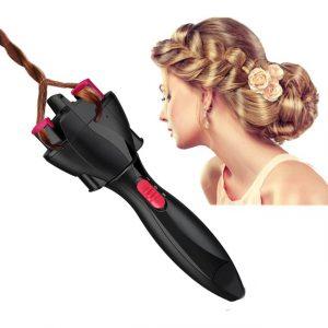 Уред за плитки - машинка за сплитане на коса