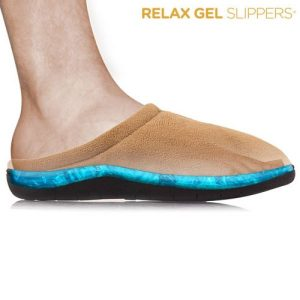 Домашни пантофи с мемори пяна Relax Gel Slippers