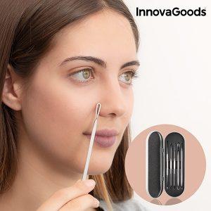 Инструмент за премахване на черни точки InnovaGoods - 6 броя