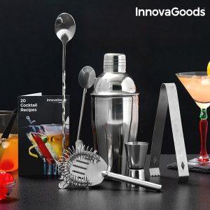 Професионален комплект за коктейли с рецепти