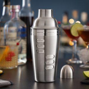 Професионален комплект за коктейли с рецепти InnovaGoods