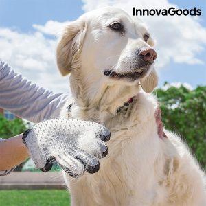 Ръкавица за косми InnovaGoods - кучешки и котешки