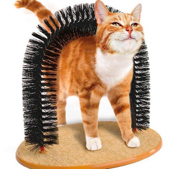 Чесалка за котки