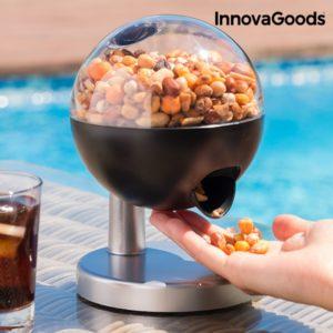 Автоматичен мини диспенсър за ядки и бонбони InnovaGoods Kitchen Foodies
