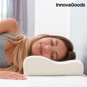 Възглавница от мемори пяна с антибактериално покритие InnovaGoods