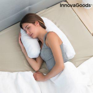Ергономична възглавница InnovaGoods U Side Sleepers