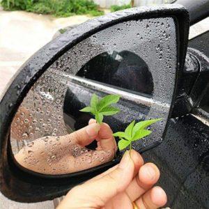 Защитно фолио за огледалата за обратно виждане на автомобила