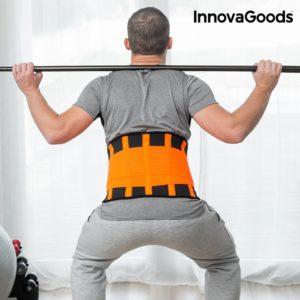 Колан за вдигане на тежести InnovaGoods