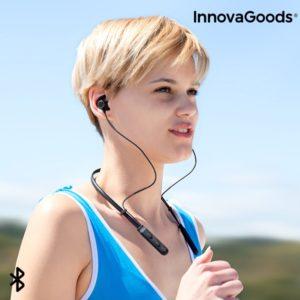 Магнитни блутут слушалки за спорт InnovaGoods