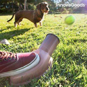 Машина за хвърляне на топки за кучета InnovaGoods Playdog