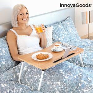 Мултифункционална малка сгъваема маса за хранене InnovaGoods