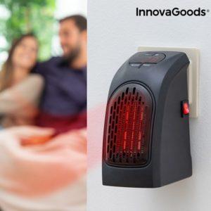 Отоплителен уред InnovaGoods HeatPod - мини вентилаторна печка