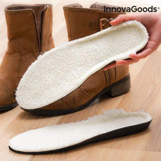 Подгряващи стелки за обувки InnovaGoods Comfort Thermal
