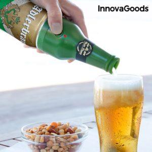 Приставка за повече пяна от бира InnovaGoods Master Brewer Ultrasonic