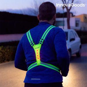 Свелоотразителна жилетка за бягане InnovaGoods