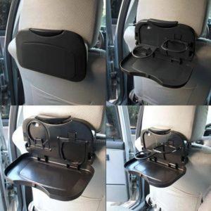 Сгъваема масичка за задна седалка на автомобил