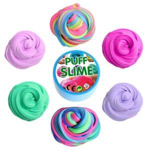 Слайм за игра Puff Slime - забавен детски слайм