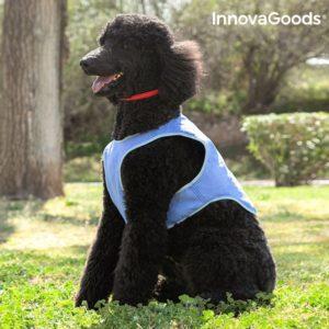 Средна охлаждаща жилетка за кучета InnovaGoods - M размер