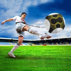 Футболен тренажор за тренировки