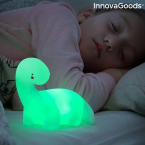 LED лампа динозавър InnovaGoods