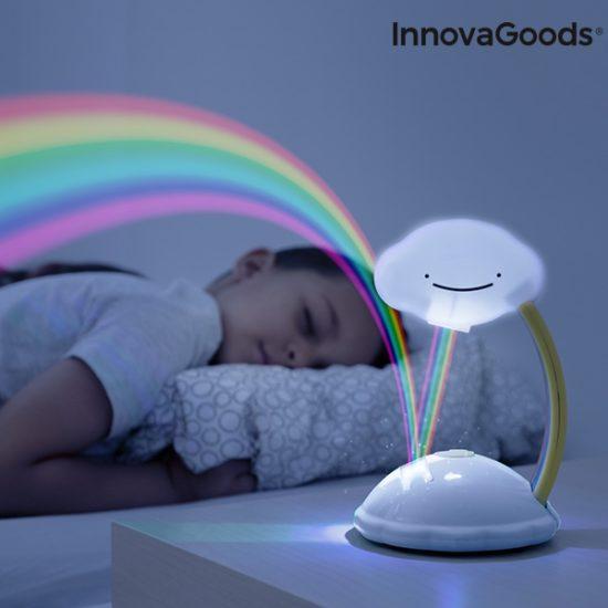 LED проектор дъга облак InnovaGoods Libow